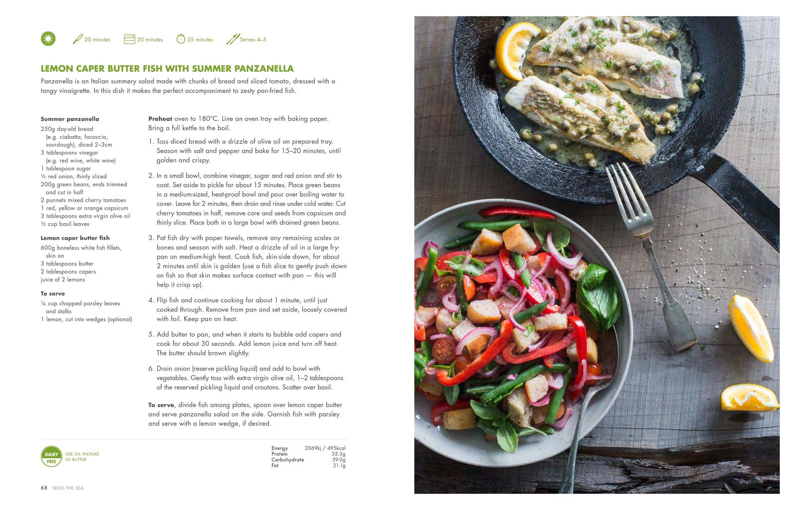 Dinnertime goodness nadia lim book in stock buy now at dinnertime goodness by nadia lim image forumfinder Images
