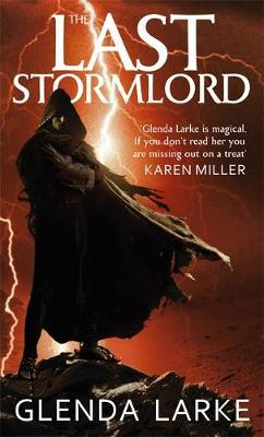 The Last Stormlord by Glenda Larke image
