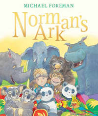 Norman's Ark by Michael Foreman image
