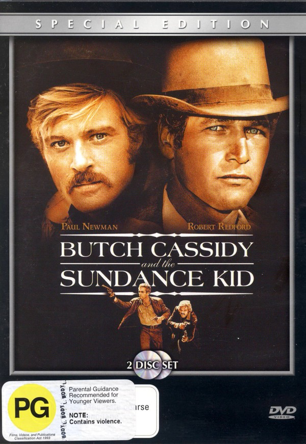 Butch Cassidy and Sundance Kid Special Edition on DVD image