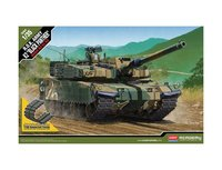 Academy 1/35 K2 Black Panther ROK Army Model Kit