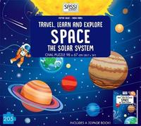 Sassi Travel Learn and Explore (Space)
