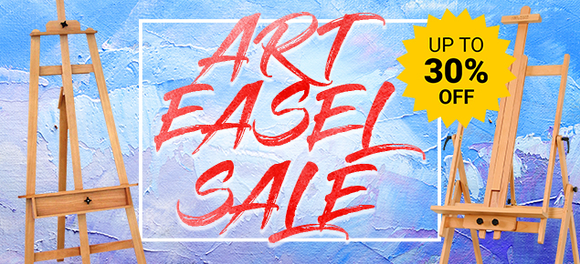 Art Easel Sale