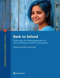 Back to school by Subhashini Rajasekaran