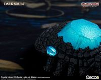 DARK SOULS: Crystal Lizard Light Up Statue - SDCC2019 Exclusive image