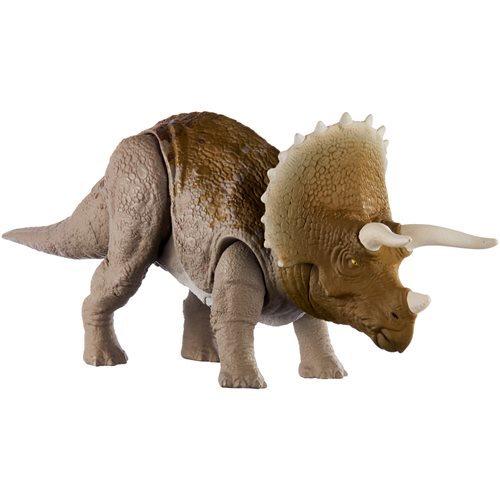 Jurassic World: Sound Strike Figure - Triceratops