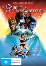 The Sword And The Sorcerer on DVD