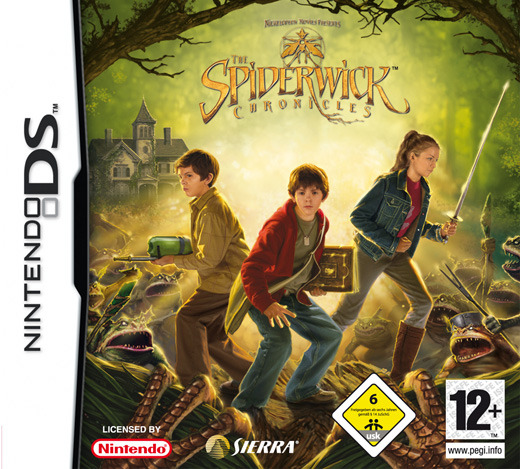 The Spiderwick Chronicles for Nintendo DS