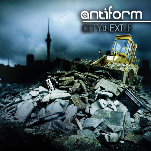 City in Exile by Antiform