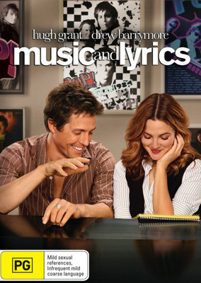 Music And Lyrics on DVD