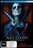 Alice Cooper: Theatre Of Death - Live At The Hammersmith 2009 on DVD