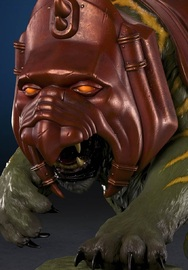 Masters of the Universe - Battlecat 1:4 Scale Statue