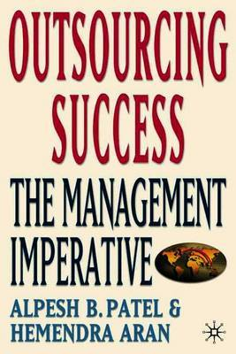 Outsourcing Success by Alpesh B. Patel image