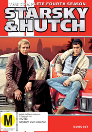 Starsky & Hutch (Season 4) DVD