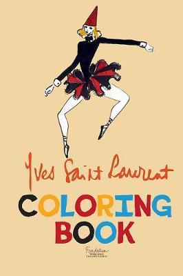 Yves Saint Laurent Coloring Book by Yves Saint Laurent