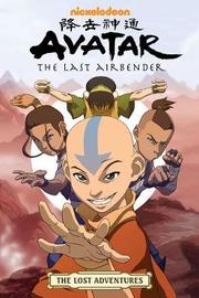 Avatar: The Last Airbender# The Lost Adventures by May Chan
