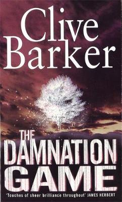 The Damnation Game by Clive Barker image