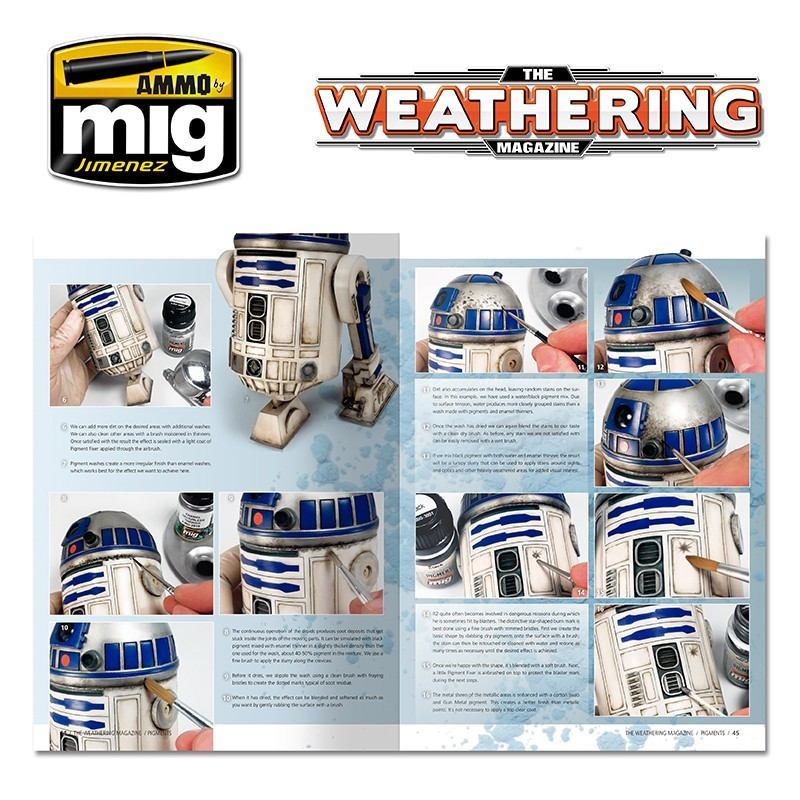 The Weathering Magazine: Issue #19 - Pigments image