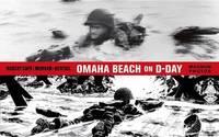 Omaha Beach on D-Day by Jean David Morvan