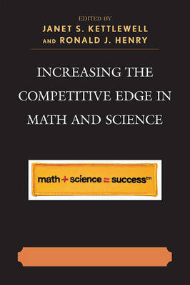 Increasing the Competitive Edge in Math and Science image