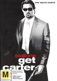 Get Carter on DVD image
