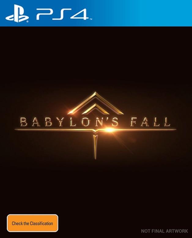 Babylon's Fall for PS4