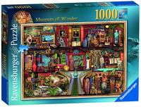 Ravenburger - Museum of Wonder Puzzle (1000pc)