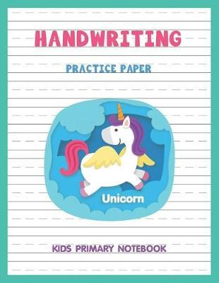 Handwriting Practice Paper by Michelia Creations