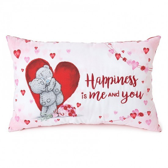 Me to You: Valentine's Cushion - Happiness Is Me And You (2020)