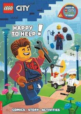 LEGO (R) City: Happy to Help! (with Harl Hubbs minifigure) by AMEET