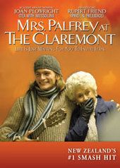 Mrs. Palfrey At The Claremont on DVD