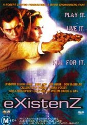 Existenz on DVD