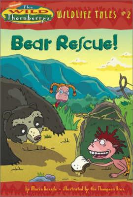 Bear Rescue by Maria Rosado