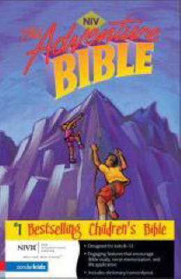 Adventure Bible by Dr. Lawrence O. Richards