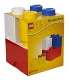 LEGO Storage Brick Multi Pack (4pc)