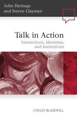 Talk in Action by John Heritage image