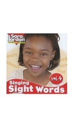 Singing Sight Words: v. 4 by Ed Butts
