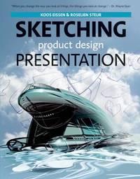 Sketching - Product Design Presentation by Koos Eissen