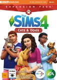 The Sims 4 Cats and Dogs (Code in Box) for PC Games