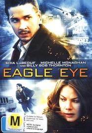Eagle Eye on DVD