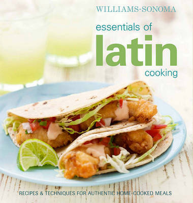 Essentials of Latin Cooking by Williams -Sonoma image