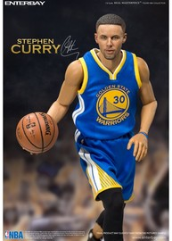 "NBA: Stephen Curry - 12"" Premium Articulated Figure"