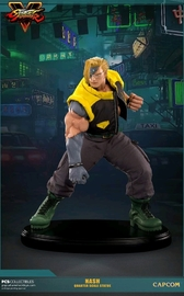 Street Fighter V - Nash 1:4 Scale Statue