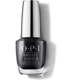 OPI Infinite Shine 2 Lacquer # IS L26 - Strong Coal-Ition (15ml)