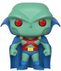 Justice League (Animated) - Martian Manhunter Pop! Vinyl Figure