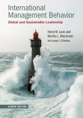 International Management Behavior by Harry W. Lane