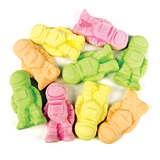 Astronauts Lollies 1kg - Rainbow Confectionery