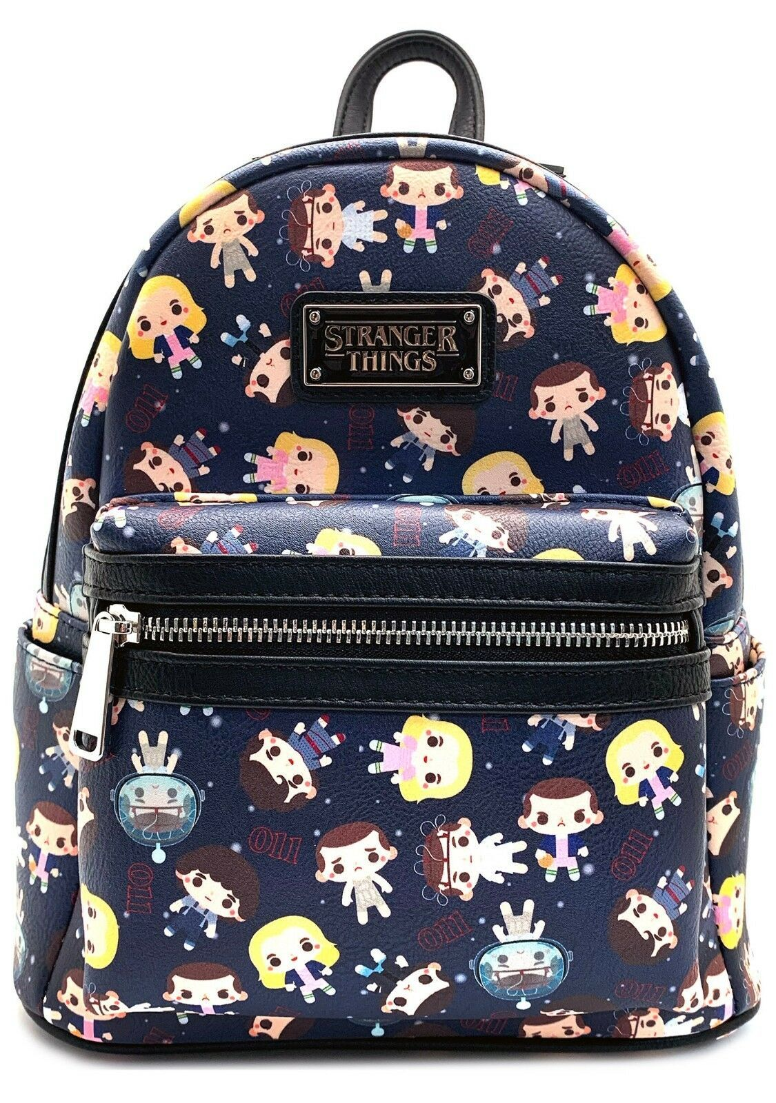 Loungefly: Stranger Things - Eleven Chibi Mini Backpack image