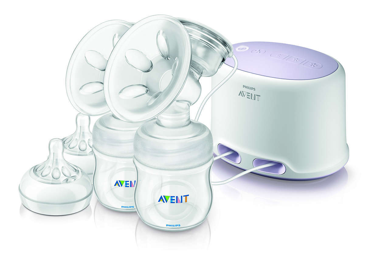 Philips Avent Comfort Double Electric Breast Pump image