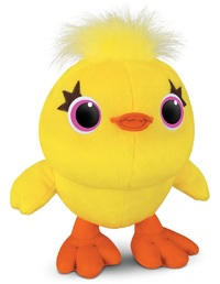"Toy Story 4: Ducky - 9"" Deluxe Talking Figure"